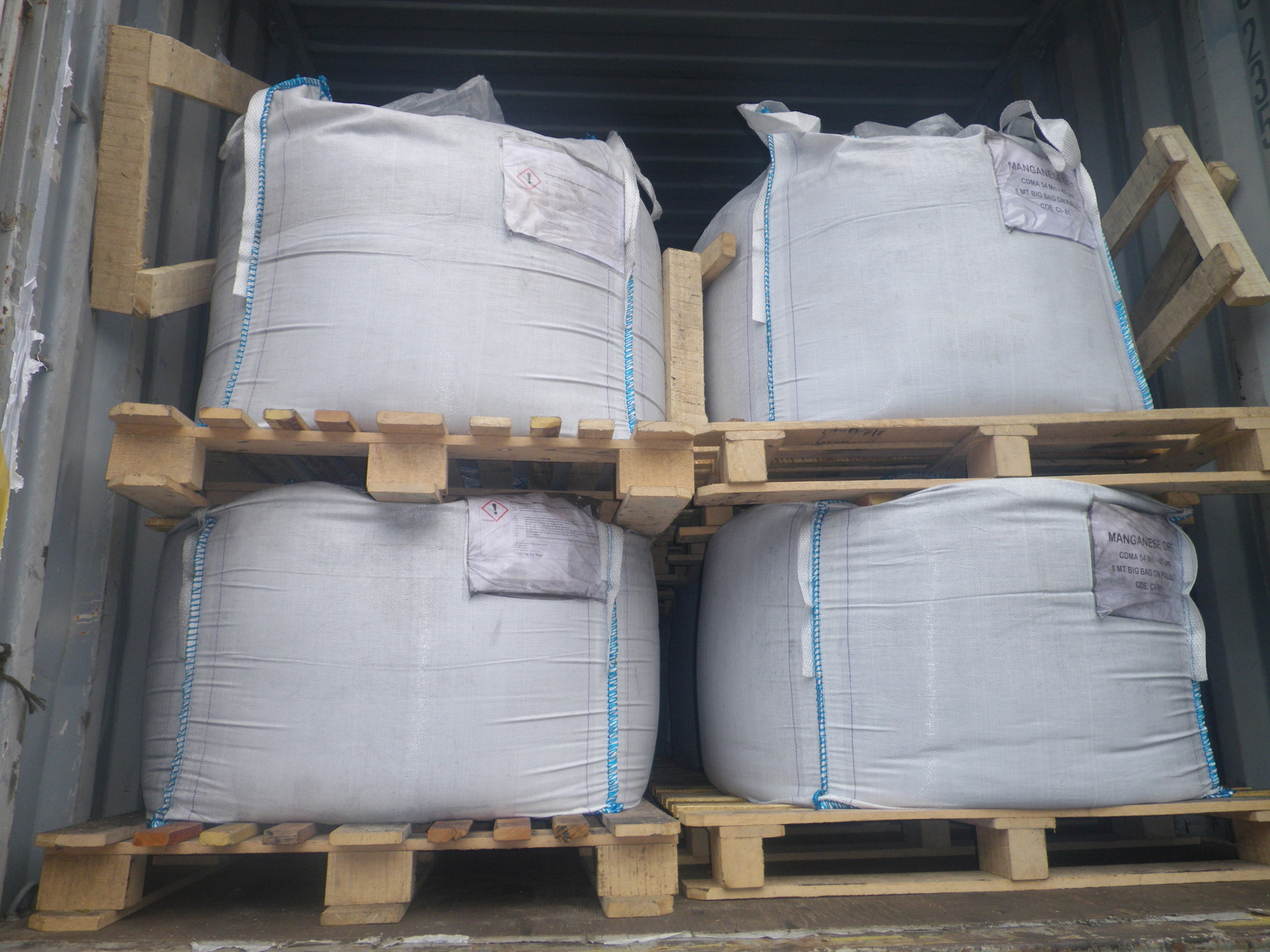 pro ox_solid manganese dioxide media