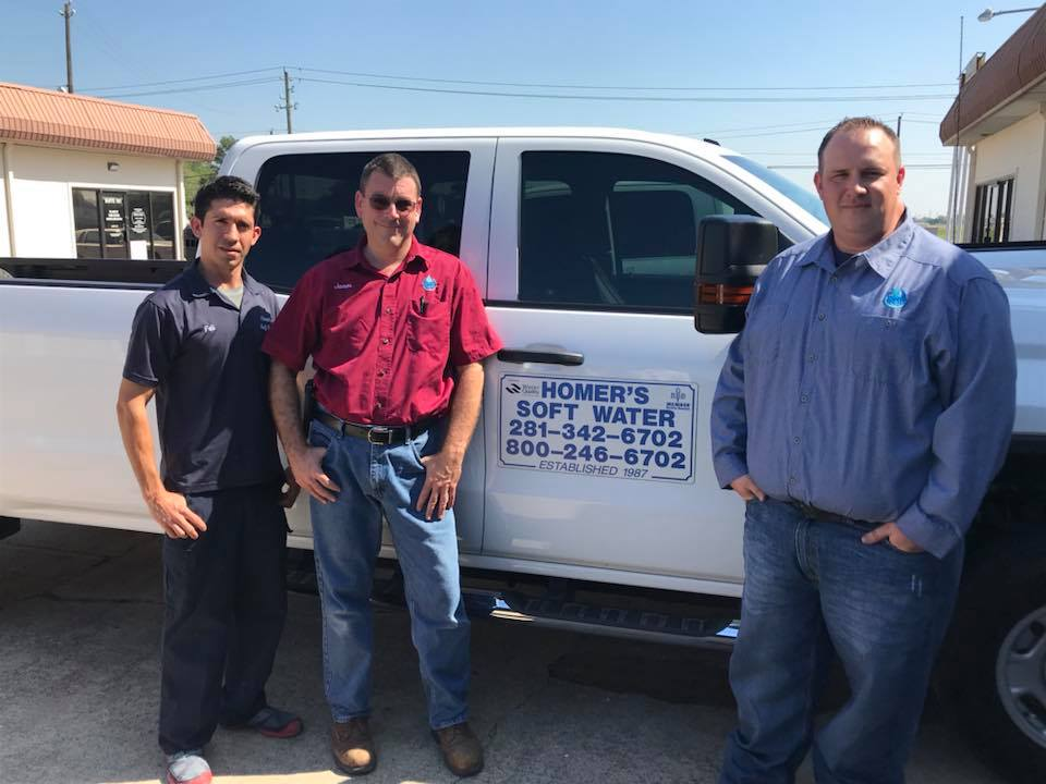 WQP staff visits Houston for Hurricane Harvey coverage