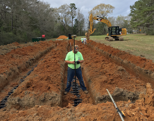 Live Oak Landing installed the first decentralized wastewater treatment system in Baldwin County, Ala.