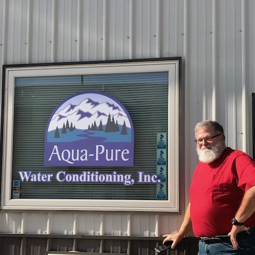 Aqua-Pure Water Conditioning provides water softeners, filters, and treatment and purification systems to northernIllinois and southern Wisconsin.