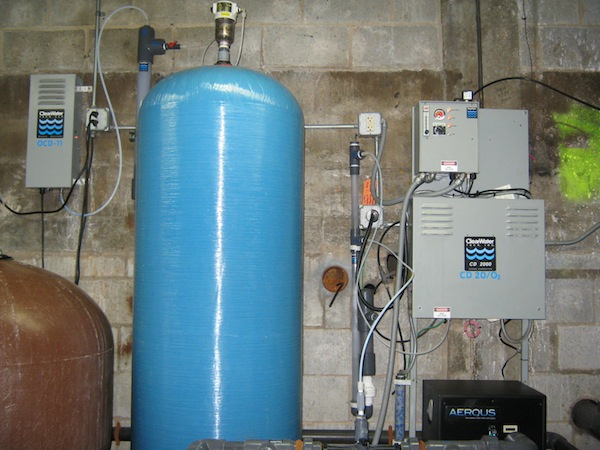 clearwater tech_ozone disinfection_chloramines