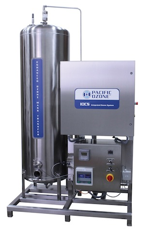 pacific ozone_industrial disinfection systems