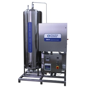 pacific ozone_ozone systems_industrial water treatment