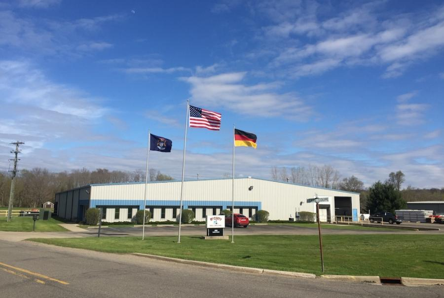 Drill company in Michigan has success