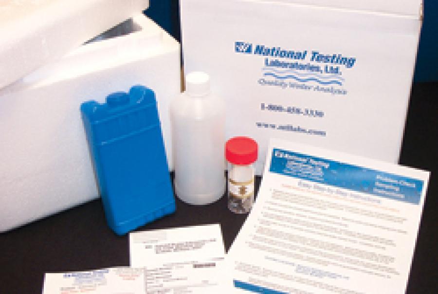 ntl_water testing kit